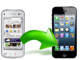 Symbian to iOS: Transferring Contacts is So Easy