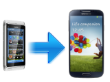 Transfer Contacts from Nokia to Samsung Galaxy S3