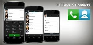 sumsung device manager: ExDialer