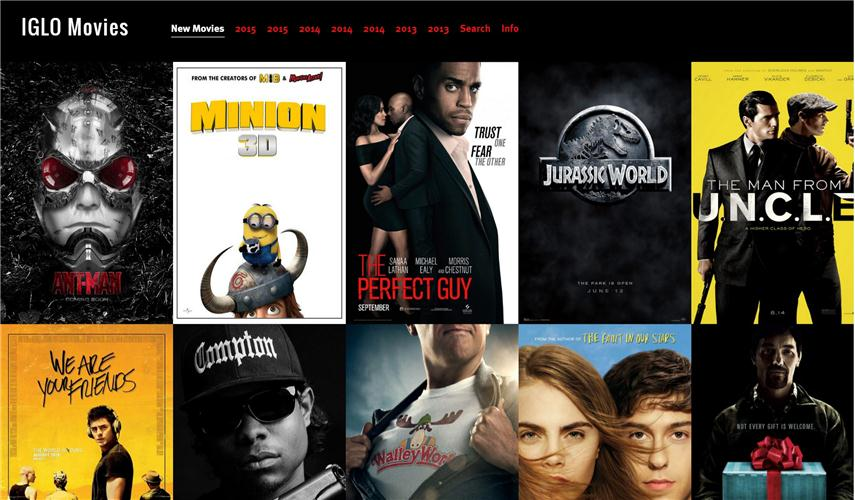 Top 10 HD MP4 Movies Websites