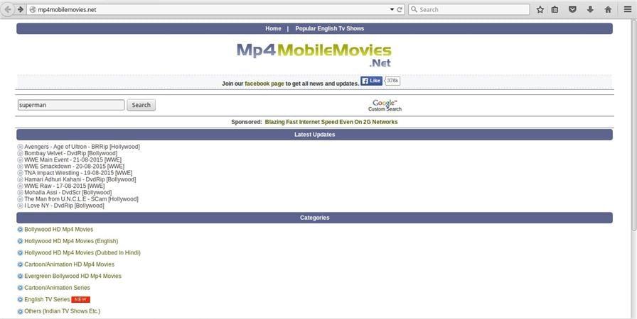 Top 10 Mobile MP4 Movie Download Websites!