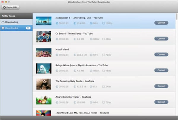 20 Convertidores Gratuitos de YouTube a MP4