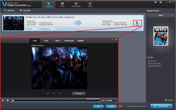 Bearbeiten Sie das Video mit diesem kostenlosen MP4-Konverter