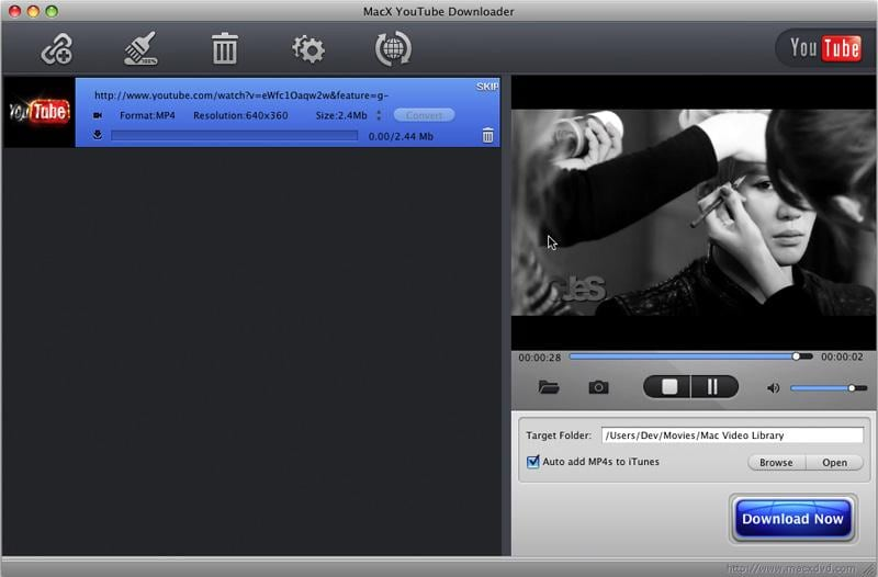 Add On Chrome Youtube Downloader Mp3