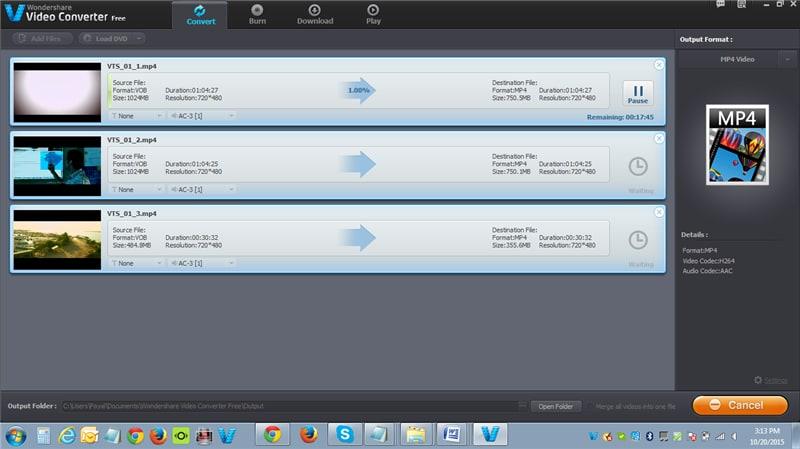 Comment convertir VIDEO_TS en MP4 sur Windows et Mac