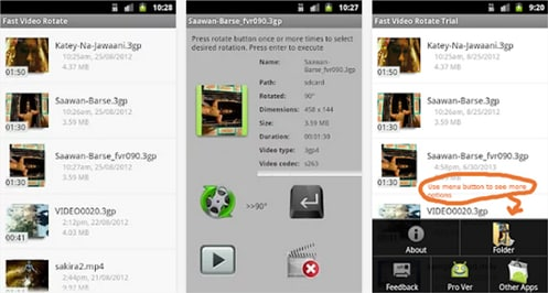 De top 3 Apps om MP4 op Android te draaien