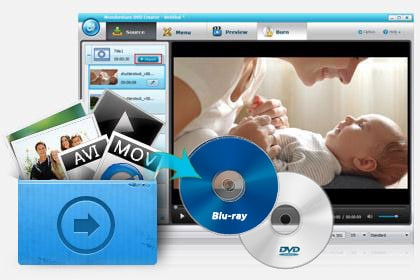 dvd creator for Windows and Mac