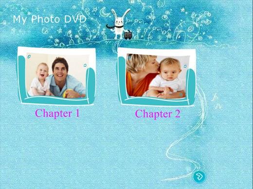 wondershare dvd menu templates