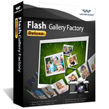Flash Gallery Factory Deluxe