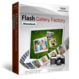 Flash Gallery Factory Standard