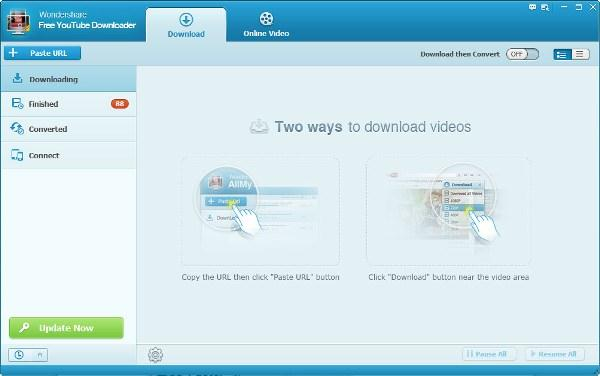 Free YouTube Video Downloader installation