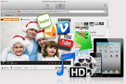 Video Converter Pro Per Mac key feature