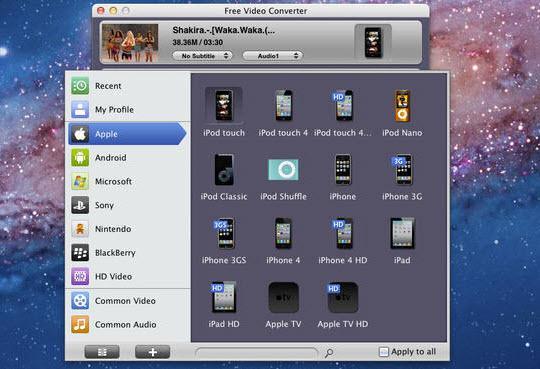 convert flash to ipad/iphone