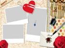 Free Wedding & Love Collage Templates
