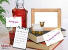 Free Photo Calendar Templates