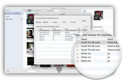 Say Goodbye to Duplicate Songs