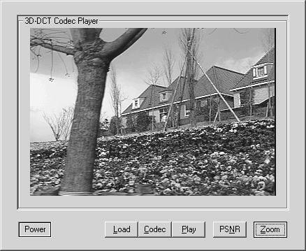 Video Kompressor Freeware - 3D-DCT Video Kompressor Software
