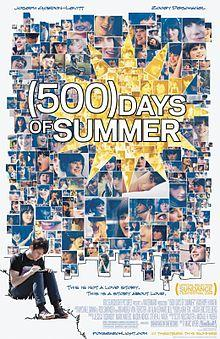 Movie made by FCP - 500 days of summer