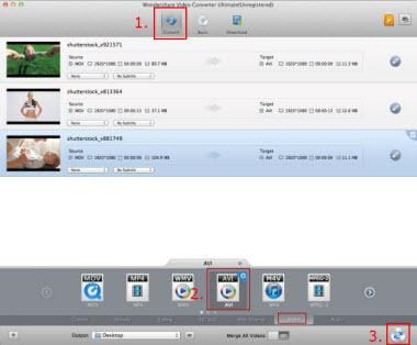 convert imovie to video