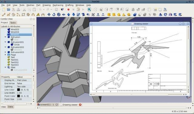Top 10 free 3d modeling applications for Online cad editor