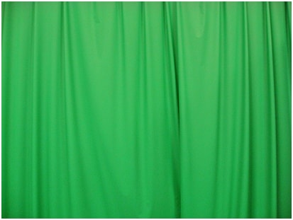 Wrinkles problem in shooting a Green Screen Video