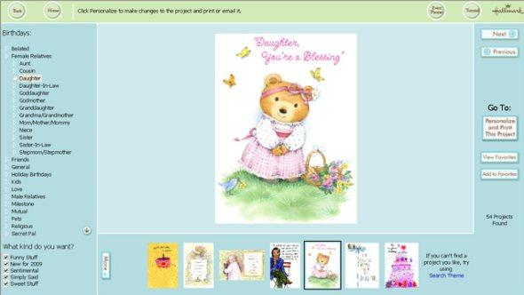 print greeting cards on mac