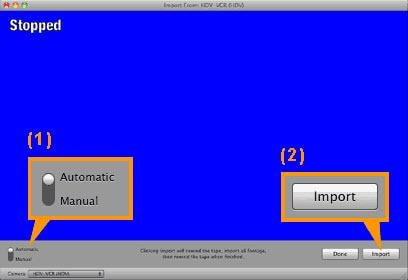 import video to imovie