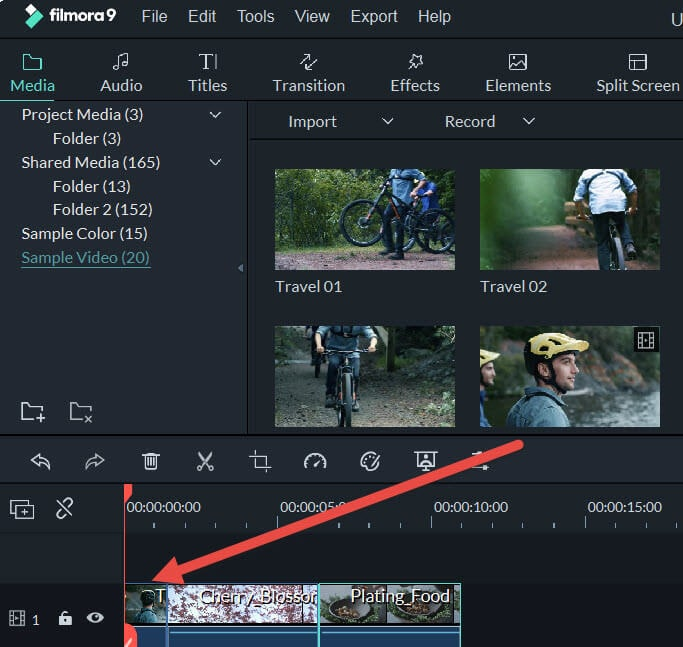 compress video with video editor