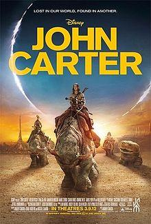Movie made by FCP - John Carter