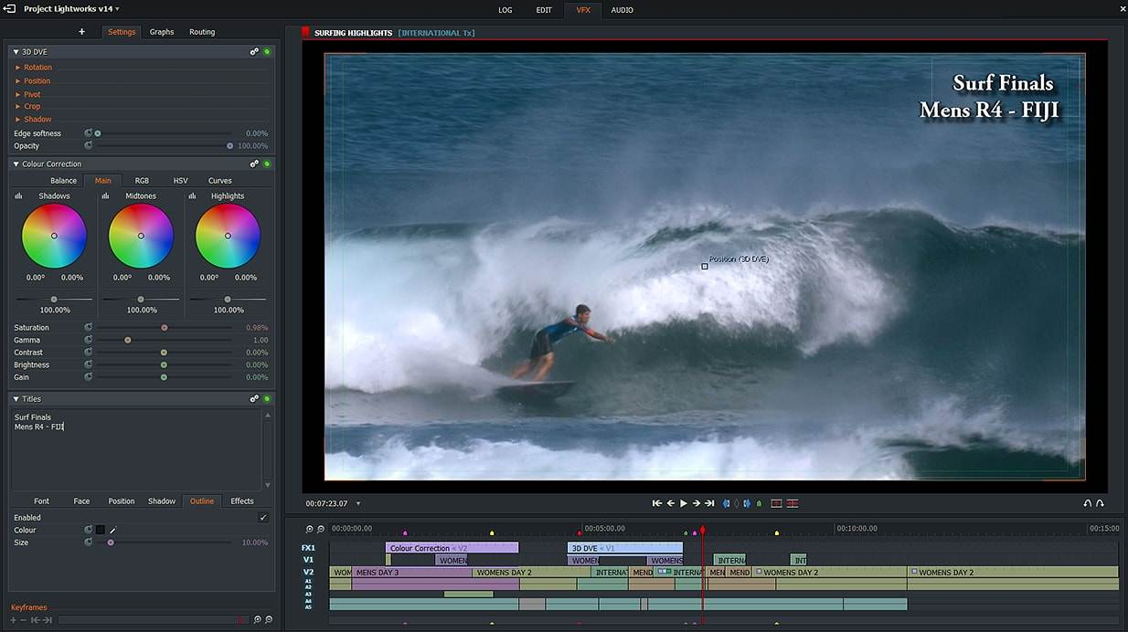 top 10 best free video editing software 2018