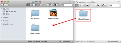Move iPhoto Library: How to Move iPhoto Library to a New