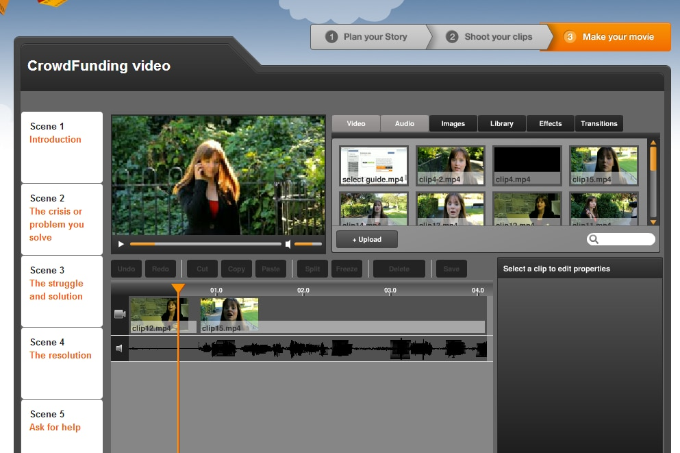 Video online bearbeiten mit Video Toolbox