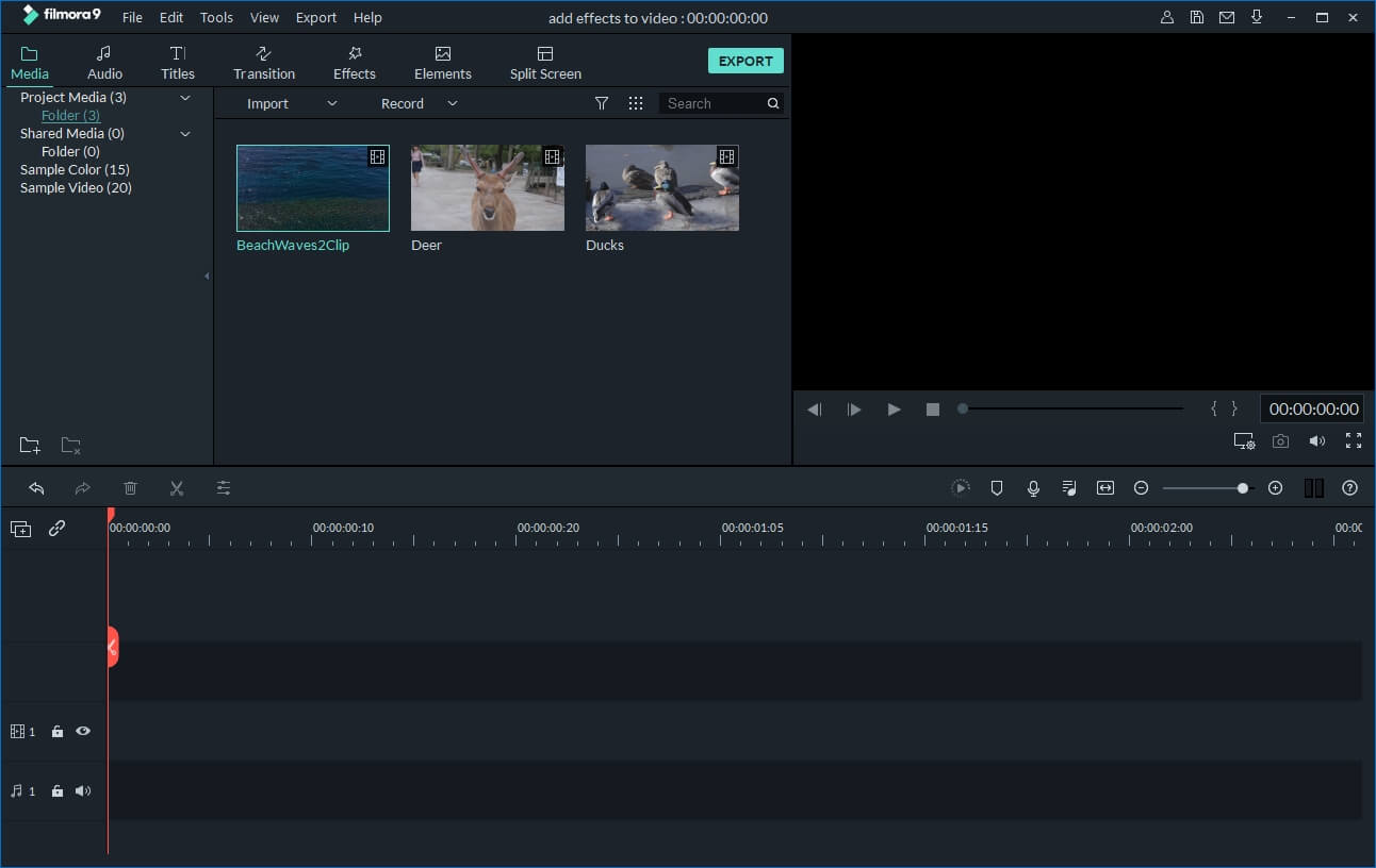 Video editing software for green screen effect