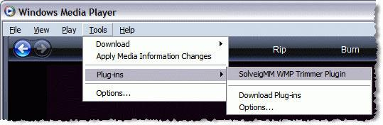 edit videos on windows media player