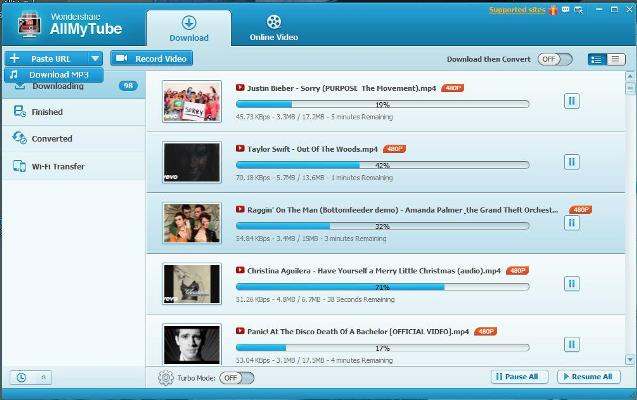 Official] wondershare free youtube downloader: download youtube video.