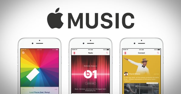 Apple Music for iPod touch, iPod nano, Shuffle, and for iphone, iPad