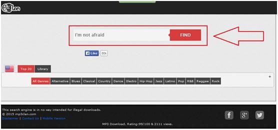 Gratis mp3 musik download online uden registrering lovligt