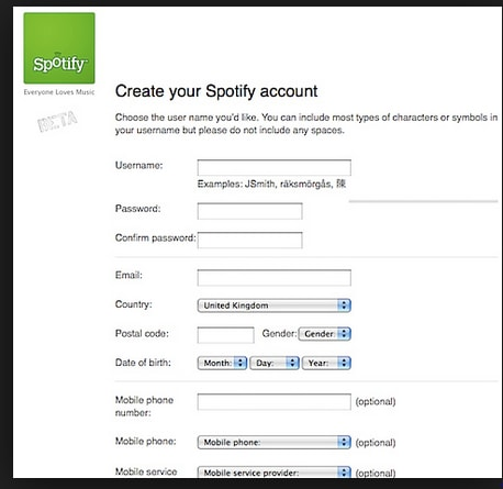 how to download an album on spotify mac