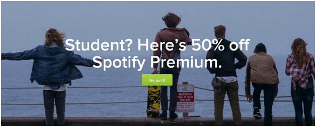 Facile da ottenere Spotify per gli studenti e Top Playlist per gli studenti
