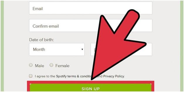 spotify konto gratis utan invite