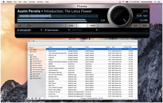 Top 50 music player for Windows/Mac/iOS/Android