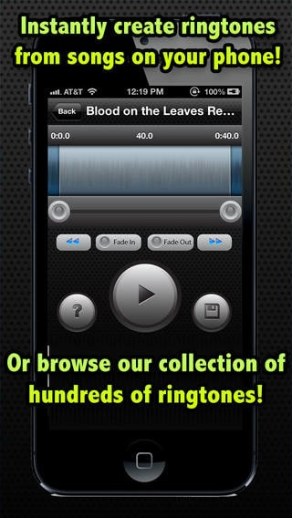 download iphone ringtones 20 best ringtone apps to free iphone alert tones 10514