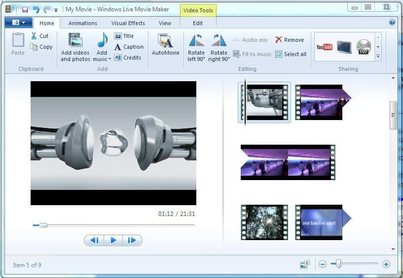 Historytimeline of windows movie maker windows movie maker 26 ccuart Images