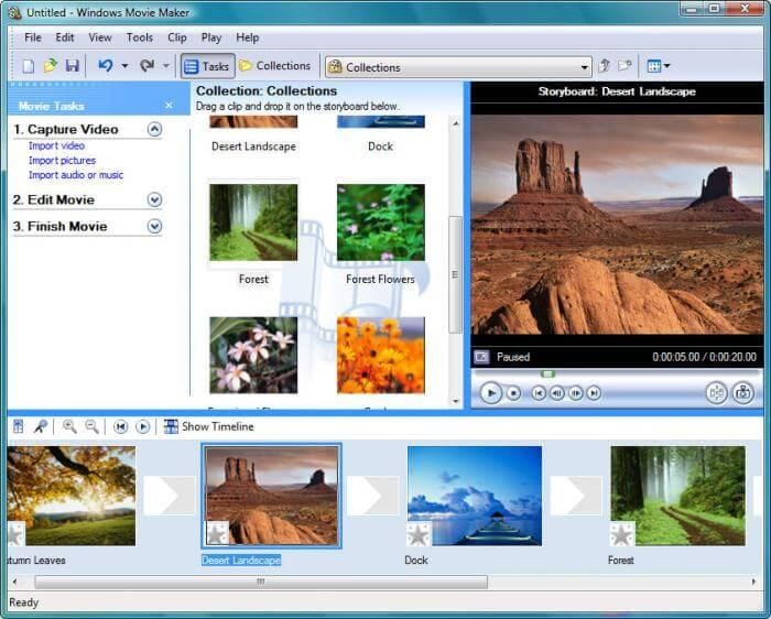 windows movie maker 2.6  for mac