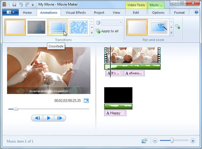 windows movie maker tutorial