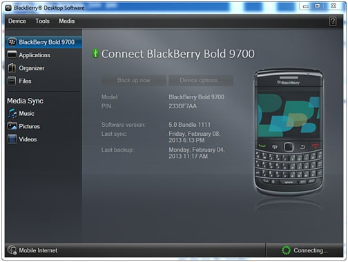 How to transfer contacts from iPhone to blackberry