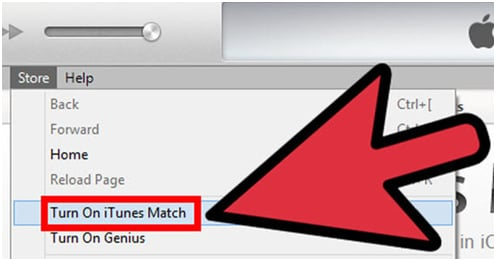how to make song repeat itunes
