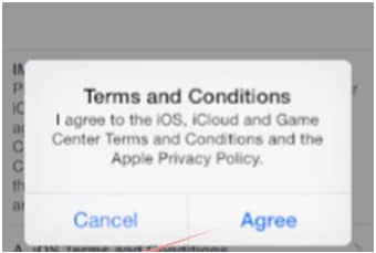 sync contacts from iphone to iPad with icloud -step 10-2