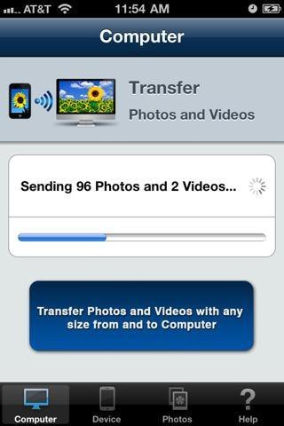Simple Transfer