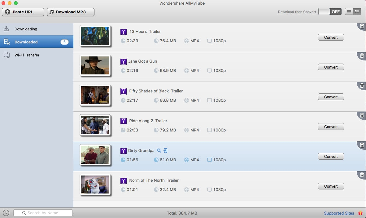 download yahoo screen videos - downloaded library